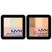 Пудра для лица и тела NYX RADIANT FINISHING POWDER