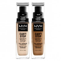 Стойкая тональная основа CAN'T STOP WON'T STOP FULL COVERAGE FOUNDATION