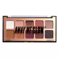 Палетка теней AWAY WE GLOW SHADOW PALETTE