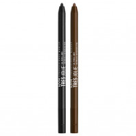 Гелевый карандаш для глаз TRES JOLIE GEL PENCIL LINER