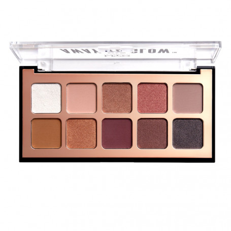 Палетка теней AWAY WE GLOW SHADOW PALETTE (AWGSP)