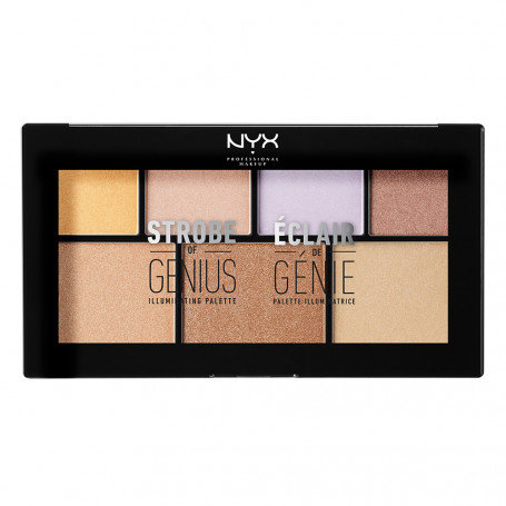 Палетка для стробинга STROBE OF GENIUS ILLUMINATING PALETTE (STGP)